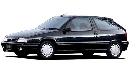 シトロエン ZX クーペ (1994年10月モデル)