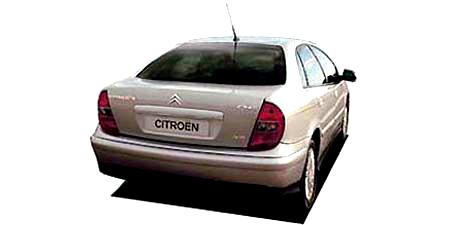 シトロエン C5 V6エクスクルーシブ (2002年10月モデル)
