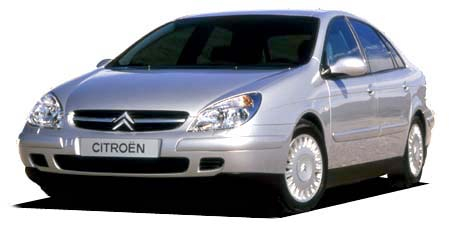 シトロエン C5 V6エクスクルーシブ (2003年4月モデル)