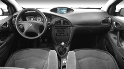 シトロエン C5 V6エクスクルーシブ (2007年1月モデル)