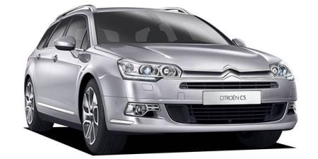 シトロエン C5 ツアラー エクスクルーシブ (2015年2月モデル)