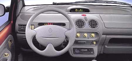 ルノー トゥインゴ パック (2001年4月モデル)