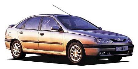 ルノー ラグナ バカラV6 (1996年11月モデル)