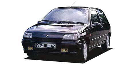 ルノー ルーテシア RN (1991年10月モデル)