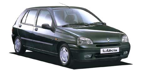 ルノー ルーテシア RN (1997年9月モデル)