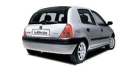 ルノー ルーテシア エクスプレッション (2000年5月モデル)