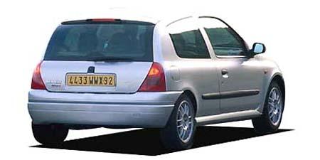 ルノー ルーテシア ルノー・スポール2.0 (2000年12月モデル)