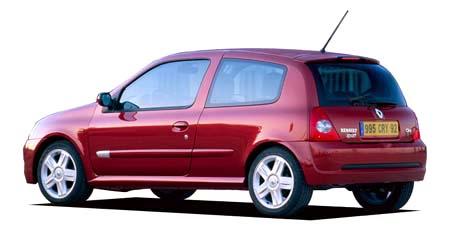 ルノー ルーテシア ルノー・スポール2.0 (2002年3月モデル)