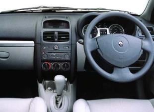 ルノー ルーテシア 1.4RXT (2002年4月モデル)