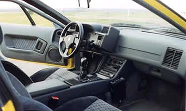 ルノー アルピーヌ A610ターボ (1992年1月モデル)