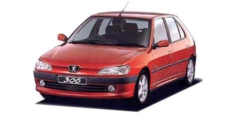 プジョー 306 ブレーク (1998年10月モデル)