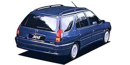 プジョー 306 ブレーク (1999年9月モデル)