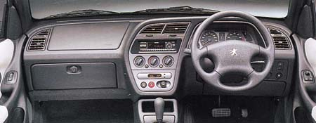 プジョー 306 ブレーク ソノール (2000年8月モデル)