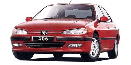 プジョー 406 ST (1996年11月モデル)