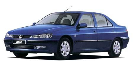 プジョー 406 セダンV6 (2000年5月モデル)