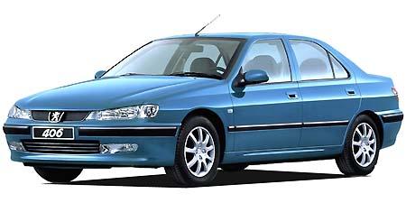 プジョー 406 スポーツ (2002年7月モデル)