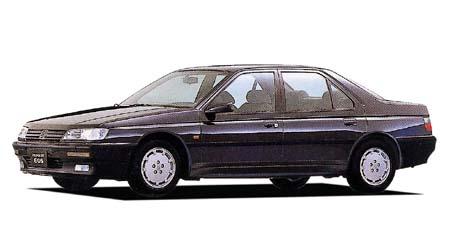 プジョー 605 SV3.0 (1990年12月モデル)