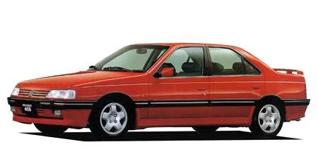 プジョー 405 MI16X4 (1990年10月モデル)
