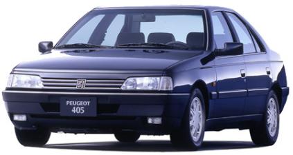 プジョー 405 グリフ (1995年6月モデル)