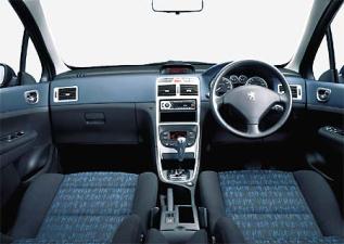 プジョー 307 XS(3ドア) (2001年10月モデル)