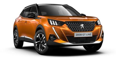 プジョー 2008 GT (2021年2月モデル)