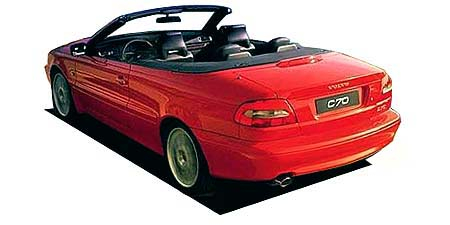 ボルボ C70 カブリオレ (2001年3月モデル)