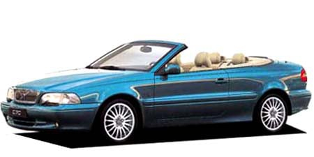 ボルボ C70 カブリオレ (2001年10月モデル)
