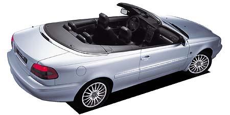 ボルボ C70 カブリオレ (2003年5月モデル)
