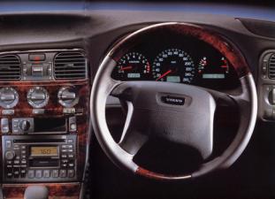 ボルボ S40 1.8 (1997年10月モデル)