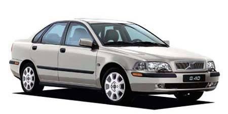 ボルボ S40 ベースグレード (2001年10月モデル)