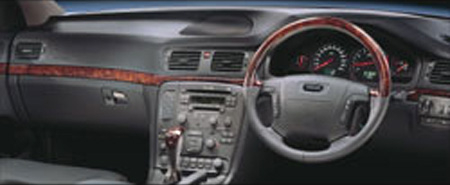 ボルボ S80 2.4 (1999年2月モデル)