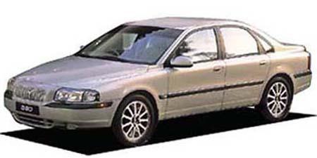 ボルボ S80 2.9 (2000年8月モデル)