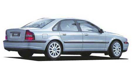 ボルボ S80 2.9 (2001年6月モデル)