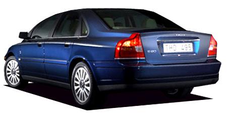 ボルボ S80 2.9 (2003年5月モデル)