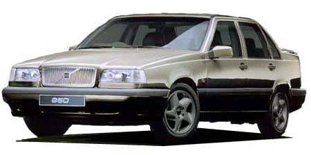 ボルボ 850 GLT (1995年9月モデル)