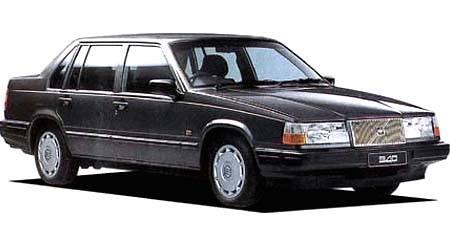 ボルボ 940 ターボ (1994年9月モデル)