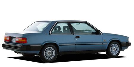 ボルボ 780 ベースグレード (1989年10月モデル)