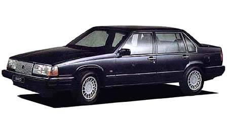 ボルボ 960 エグゼクティブ (1991年10月モデル)