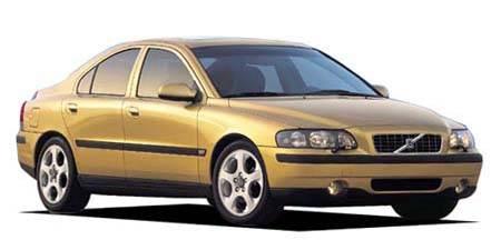ボルボ S60 2.4T (2001年10月モデル)