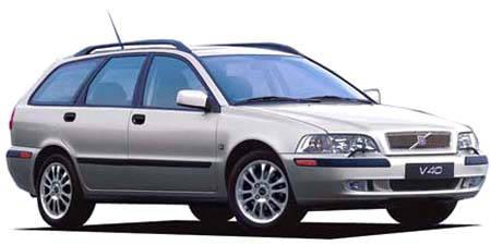 ボルボ V40 ノルディックスペシャル (2001年10月モデル)