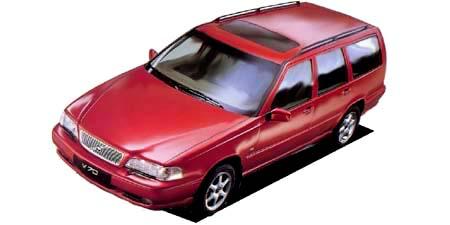 ボルボ V70 T-5 (1997年2月モデル)