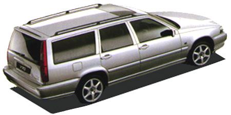 ボルボ V70 AWD (1998年9月モデル)