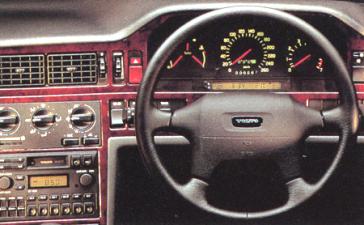 ボルボ 850エステート GLT (1993年10月モデル)