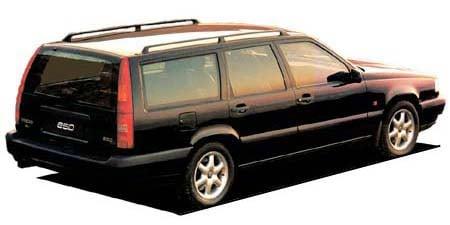 ボルボ 850エステート S2.5 (1995年9月モデル)