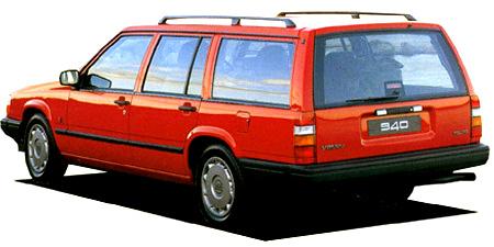 ボルボ 940エステート GLE (1994年9月モデル)