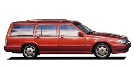 ボルボ V90 3.0E (1997年8月モデル)