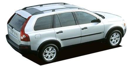 ボルボ XC90 ベースグレード (2003年5月モデル)