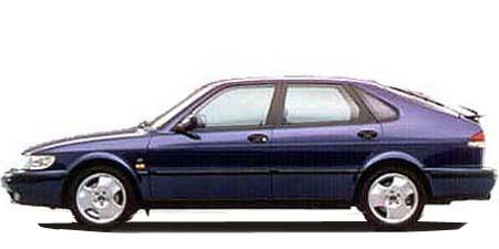 サーブ 9-3シリーズ 9-3 SE2.0T (1998年6月モデル)
