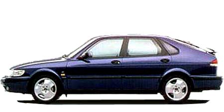 サーブ 9-3シリーズ 9-3 2.0t (1998年11月モデル)