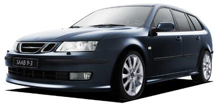 サーブ 9-3シリーズ 9-3 スポーツエステート ヴェクター (2005年11月モデル)